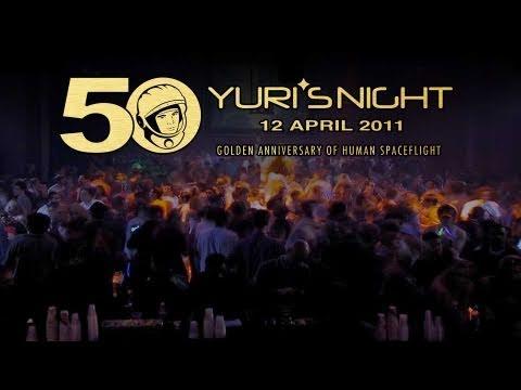 Spacevidcast Live - Yuris Night Announcement