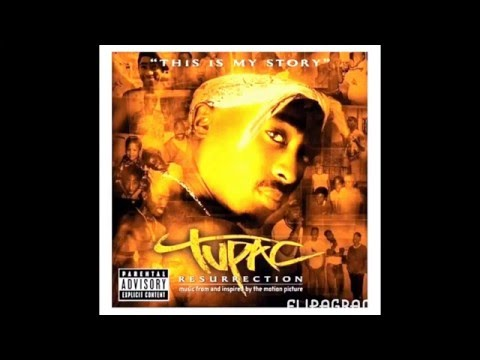 Tupac ( ft. Notorious BIG ) - Runnin ( Dying to Live ) Clean