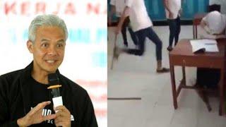 Siswi SMP Purworejo Di Bully, Ganjar Telpon Kepala Sekolahnya
