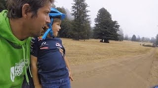 GoPro: A Quik Minute - The Training Wheels Come Off with Nick Woodman and Sons