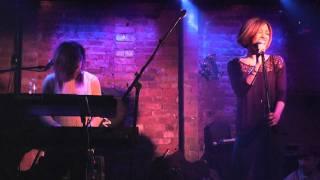 Amanda Brown sings Gravity at Village Underground