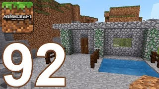 Minecraft: Pocket Edition - Gameplay Walkthrough Part 92 - Survival (iOS, Android)