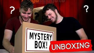 Unboxing van de Megagadgets Mystery box!
