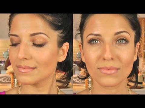 Easy Summer Bronze Makeup Look! thumbnail