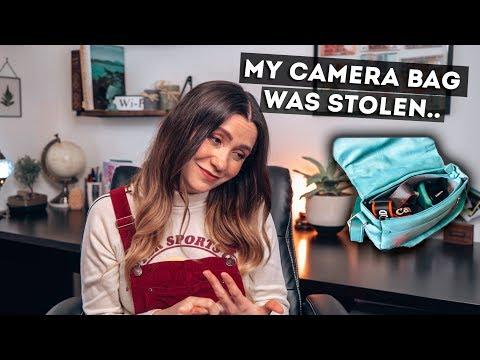 when my CAMERA Bag was STOLEN in Ecuador