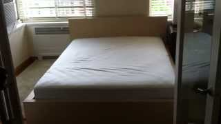 Ikea Malm Bed Assembly Service Video In Herndon Va By Furniture Assembly Experts Llc