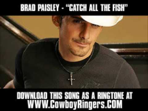 Brad Paisley - Catch All The Fish [ New Video + Download ]