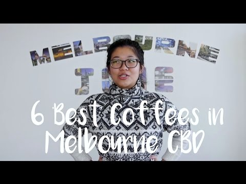6 Best Coffees in Melbourne CBD | Melbourne June