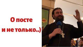 Фото О посте и не только.. Прот.Андрей Ткачёв