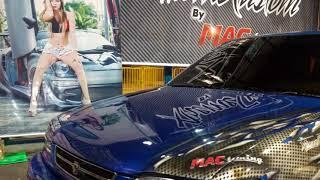 Motorfest 2017 - Corolla Custom painted - XTREME CUSTOM - MAC TUNING - HOUSE OF KOLOR - AIRBRUSHED..