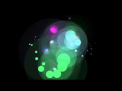 Black Atlass - Paris - Music Visualizer