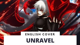 [english] unravel ( tokyo ghoul op full cover by froggie)