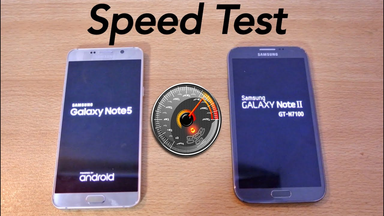 Samsung Puts More Speed in Galaxy Note II