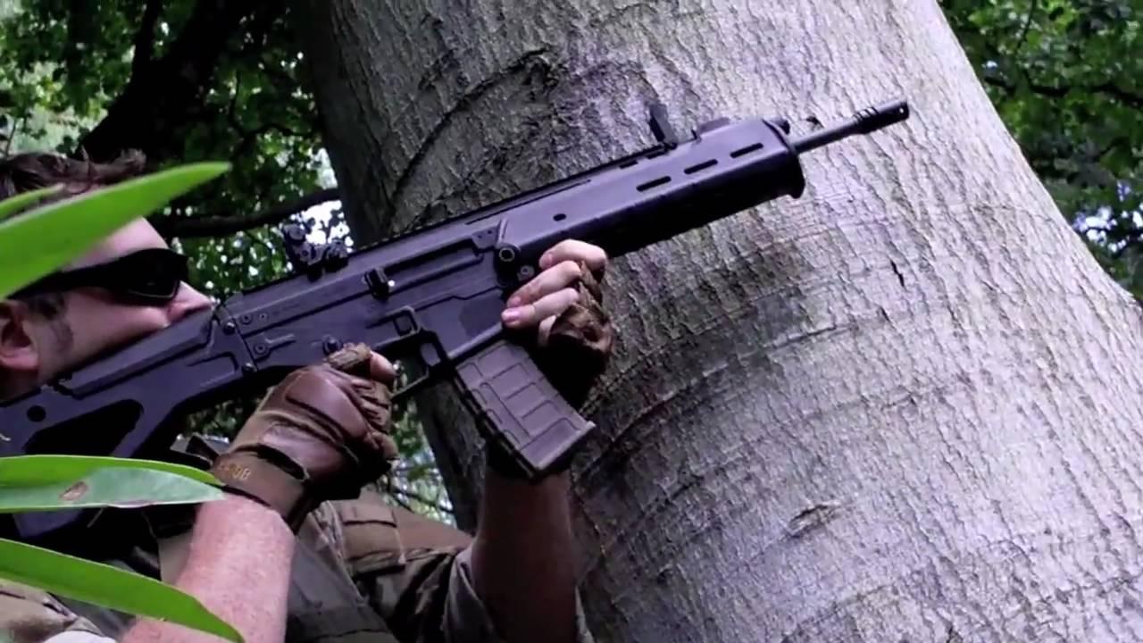 Acr Airsoft Gun magpul masada acr airsoft rifle test - youtube