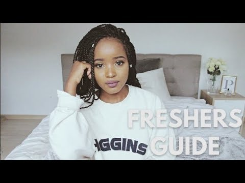 5 TIPS TO SURVIVE FRESHERS! - BACK TO SCHOOL GUIDE