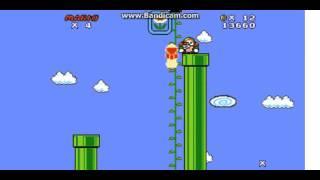 super mario flash 2 custom level nostalgic land