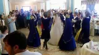 Роскошная русская свадьба в Махачкале. HD