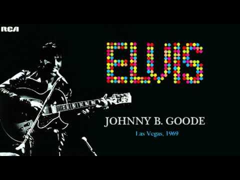 Johnny B Goode  Elvis Presley