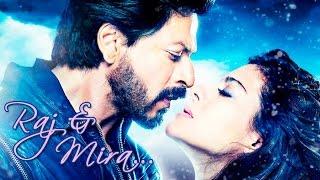 Raj&Mira || В самое сердце [Dilwale]