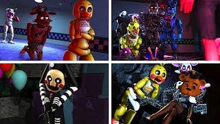 FNAF SFM Old Memories Season 2: Episodes 1-6 (Five Nights At Freddy's Animation)