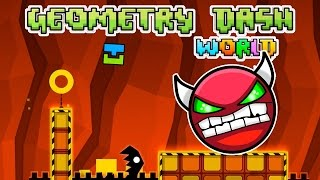 CONCLUSION TO THE RAGE TRILOGY!! | Geometry Dash World | Fan Choice Friday