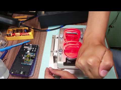 Oukitel C12 Pro как заменить экран