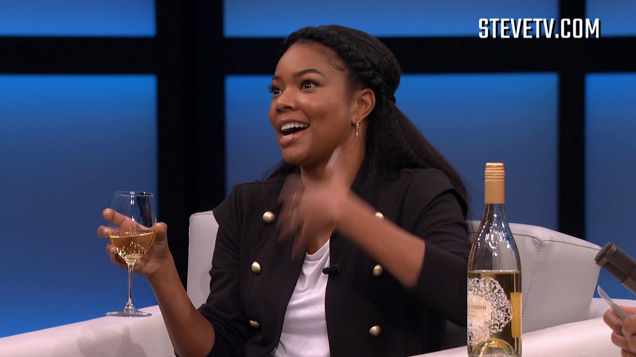 Gabrielle Union Steve Harvey Play More Wine Please YouTube