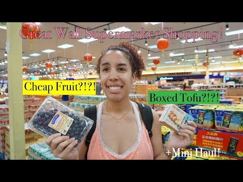Shopping for Cheap Food (College Edition) +BONUS HAUL | Vlog #4