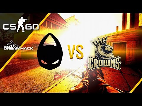 CSGO - DH Denver EU Open Qualifier VS Crowns
