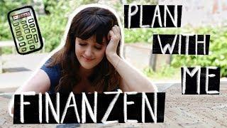 PLAN WITH ME I FINANZEN MIT FREUNDFRITZ