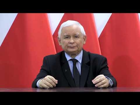 Oświadczenie Prezesa PiS, Wicepremiera Jarosława Kaczyńskiego