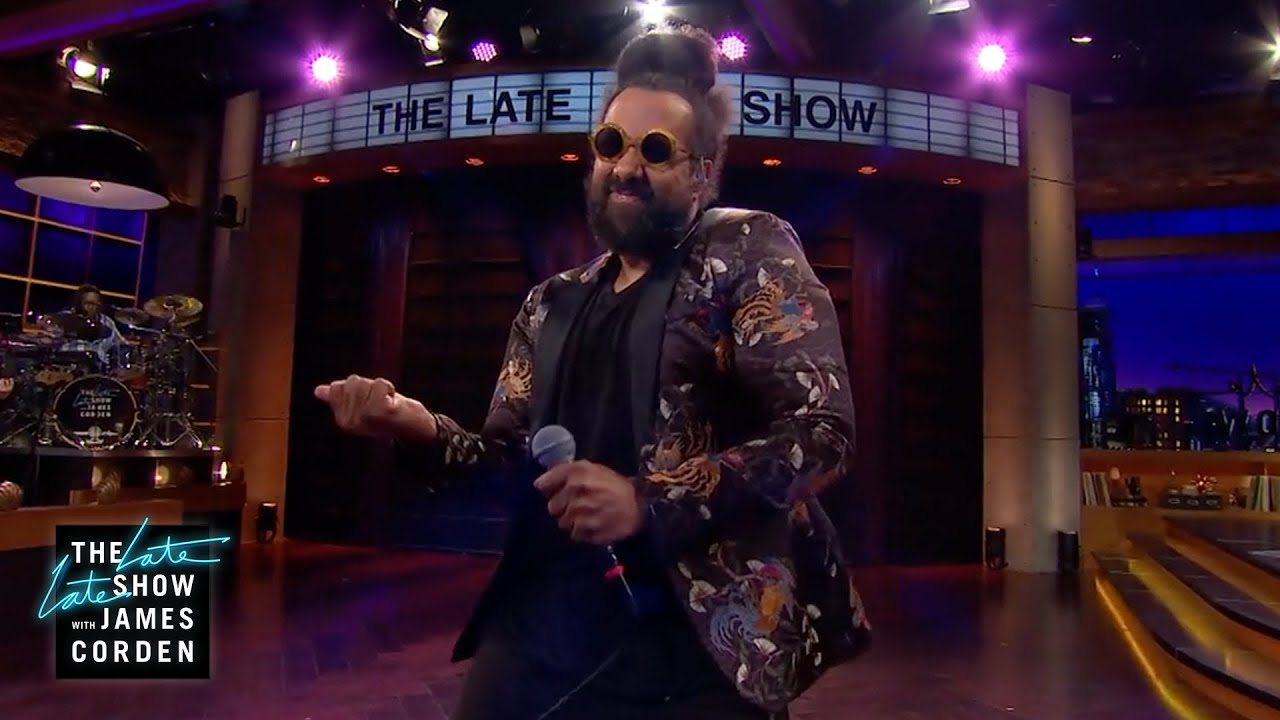 A Goodnight Song from Reggie Watts & Melissa