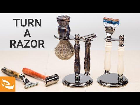 Artisan Classic Safety Razor Kit