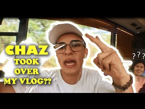 CHAZ TOOK OVER MY VLOG - Narrabri Australia 2017 Travel Vlog14