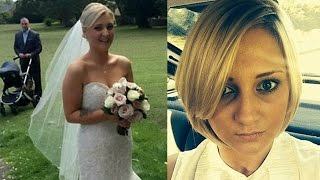 Bride Beaten On Her Wedding Day Because She Couldn't Get Her Dress Off