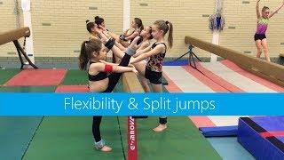 Beam » Flexibility & Split jumps