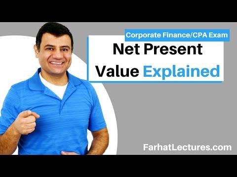 Net present value corporate finance ch 9 p 1