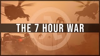How The Combine Invaded Earth The Seven Hour War Explained Half Life Lore