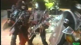 KISS - Sure Know Something [ HQ audio official Aucoin ]