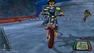 【TAS】爆走マウンテンバイカーズ ZORKOVASKA MX 0:30:49 (Downhill Domination)