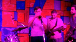 Colosos - ´Backatown´ en Sótano Beat
