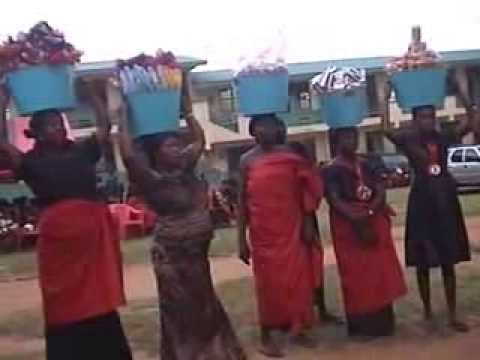 Koforidua-Ada Hemaa Final Funeral Rites Video.Ghana.6