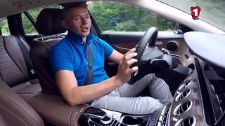 """""""Первый тест"""" Mercedes Benz E Class ALL Terrain"""