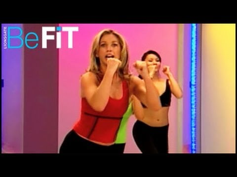 Denise Austin: Kickboxing Cardio Burn Workout