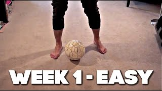 soccer tricks faster feet in 3 weeks part 1 of 3