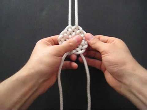 How to Tie Compound Double Coin Knots by TIAT