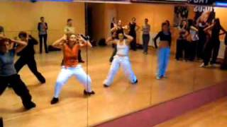 cours de danse  ragga  dance hall fred temps danse  danse-in-lille