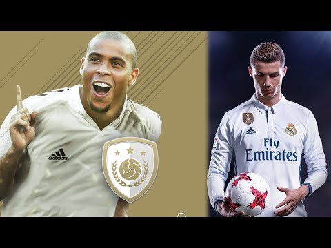 FIFA 18 TRAILER, LEGENDS ON PS4