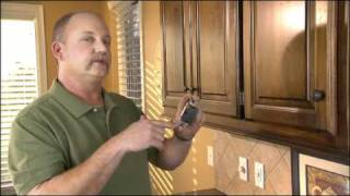 How do I install electrical receptacles and switches?