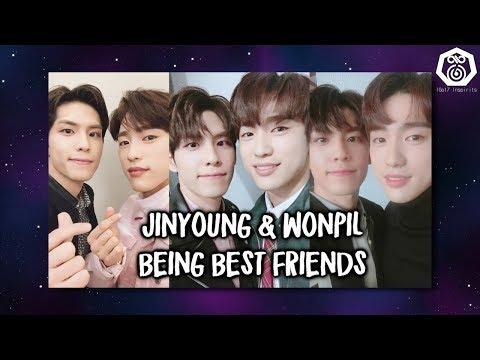 Got7 Jinyoung & Day6 Wonpil Being Best Friends